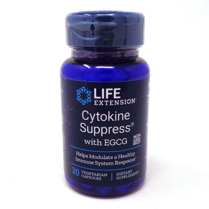 Cytokine Suppress by Life Extension - 30 Capsules