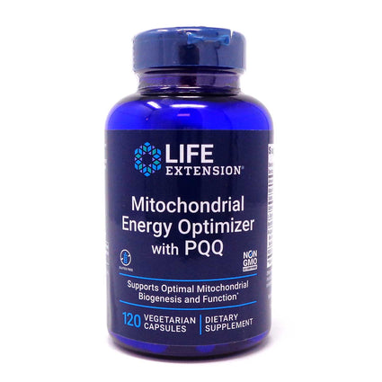 Life Extension Mitochondrial Energy with PQQ - 120 Capsules