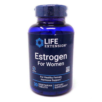 Natural Estrogen by Life Extension - 30 Tablets