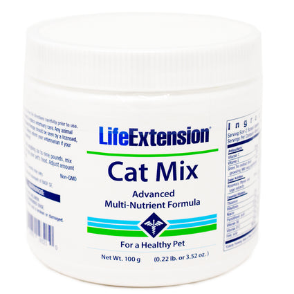 Life Extension Cat Mix  - 3.52 Ounces