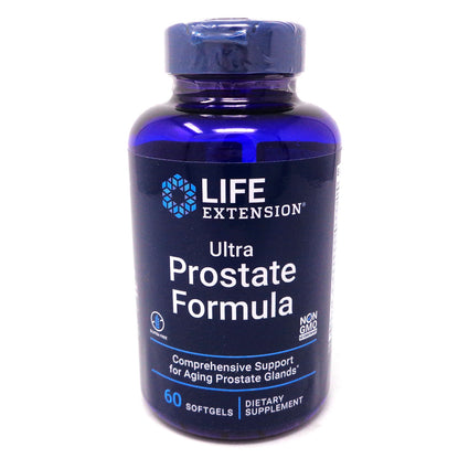 Ultra Natural Prostate - 60 softgels by Life Extension