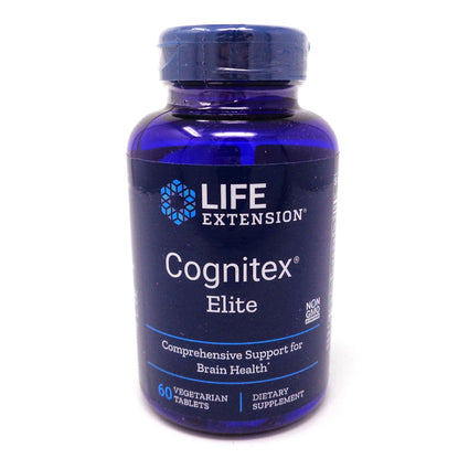 Life Extension  Cognitex Elite - 60 Tablets