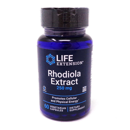 Life Extension Rhodiola - 60 Capsules