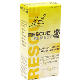 Rescue Remedy Pet By Bach  20 Milliliters