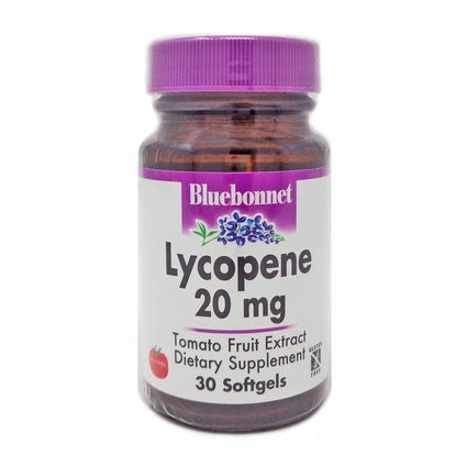 Bluebonnet Bluebonnet Lycopene 20mg - 30 Softgels