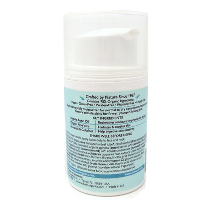 Aubrey Organics EveryDay Basics Moisturizer Normal/Dry Cream - 1.7oz