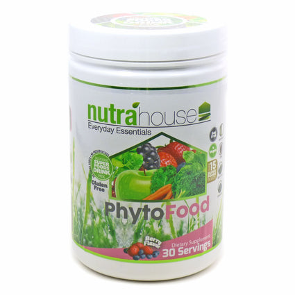 Phytofood Berry Flavor by Nutrahouse - 30 Servings