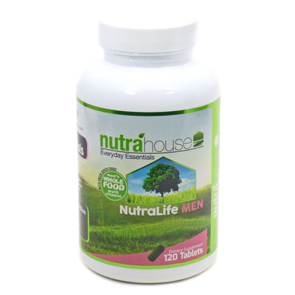 NutraLife Men by nutrahouse - 120 Tablets