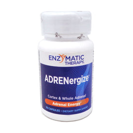 Enzymatic Therapy ADRENergize  50 Capsules