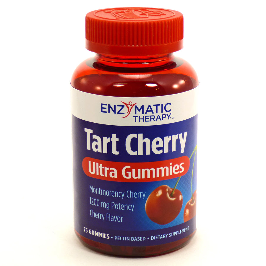 Enzymatic Therapy Tart Cherry Ultra Gummies By NEnzymatic Therapy - 75 Gummies