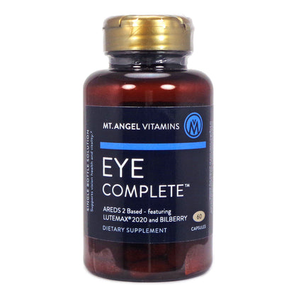 Eye Complete by Mt Angel - 60 Capsules