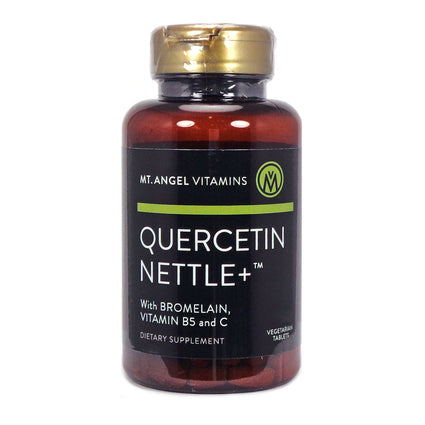 Quercetin & Nettle by Mt Angel - 60 Capsules