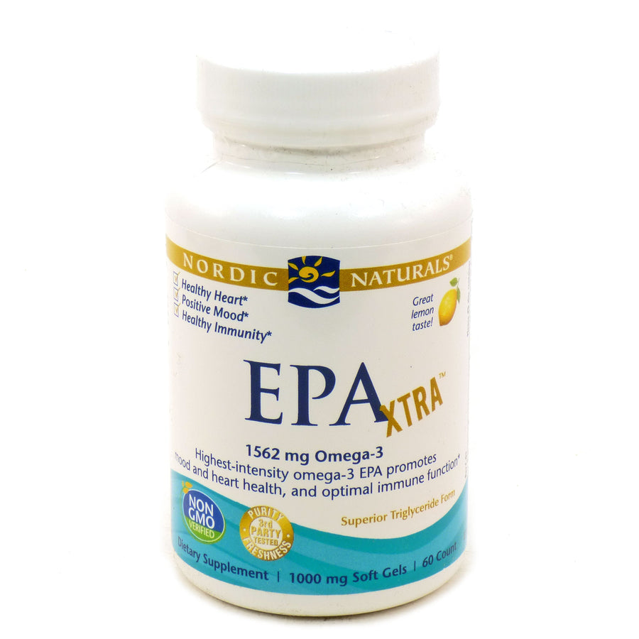 EPA Extra By Nordic Naturals - 60 Softgels
