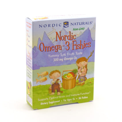 Nordic Omega-3 Jellies by Nordic Naturals - 36 Jellies