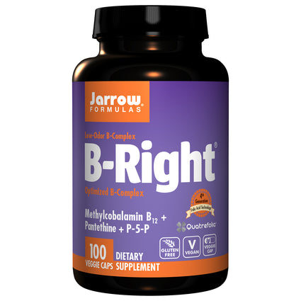 B-Right by Jarrow 100 Capsules