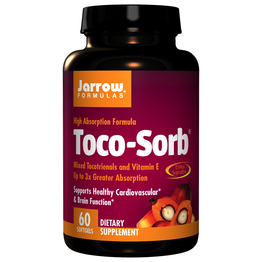 Toco-Sorb by Jarrow - 60 Softgels