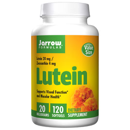 Lutein 20mg By Jarrow - 120 Softgels