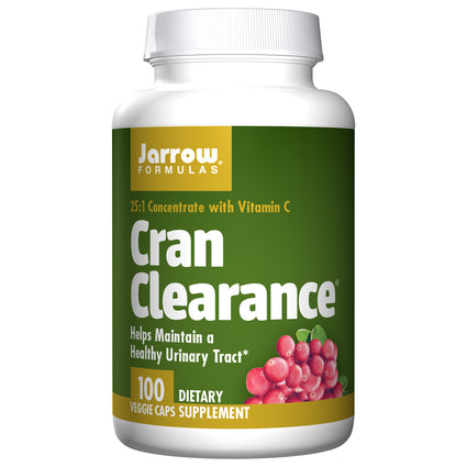 Cran Clearance By Jarrow - 100 Capsules