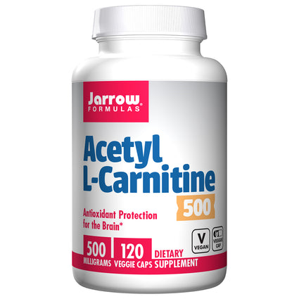 Acetyl L-Carnitine by Jarrow - 120 Capsules