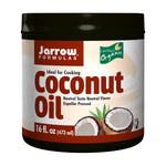 Coconut Oil By Jarrow - 16 Ounces