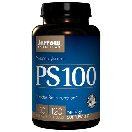 PS-100 Phosphatidylserine 100 By Jarrow -120 Softgels