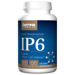 IP6 (Inositol Hexophosphate) 500 mg by Jarrow 120 Capsules