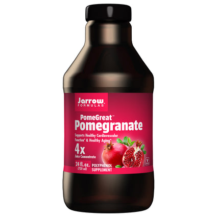 Pomegranate Juice Concentrate by Jarrow - 24 Fluid Ounces