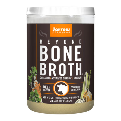 Beyond Bone Broth Beef By Jarrow - 10.8 Ounces