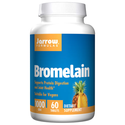 Bromelain 1000 by Jarrow 60 Tablets
