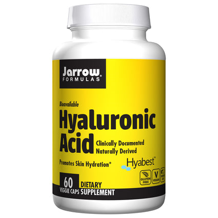Hyaluronic Acid Complex By Jarrow  - 60 Capsules
