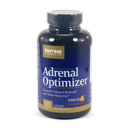 Adrenal Optimizer by Jarrow - 120 Tablets
