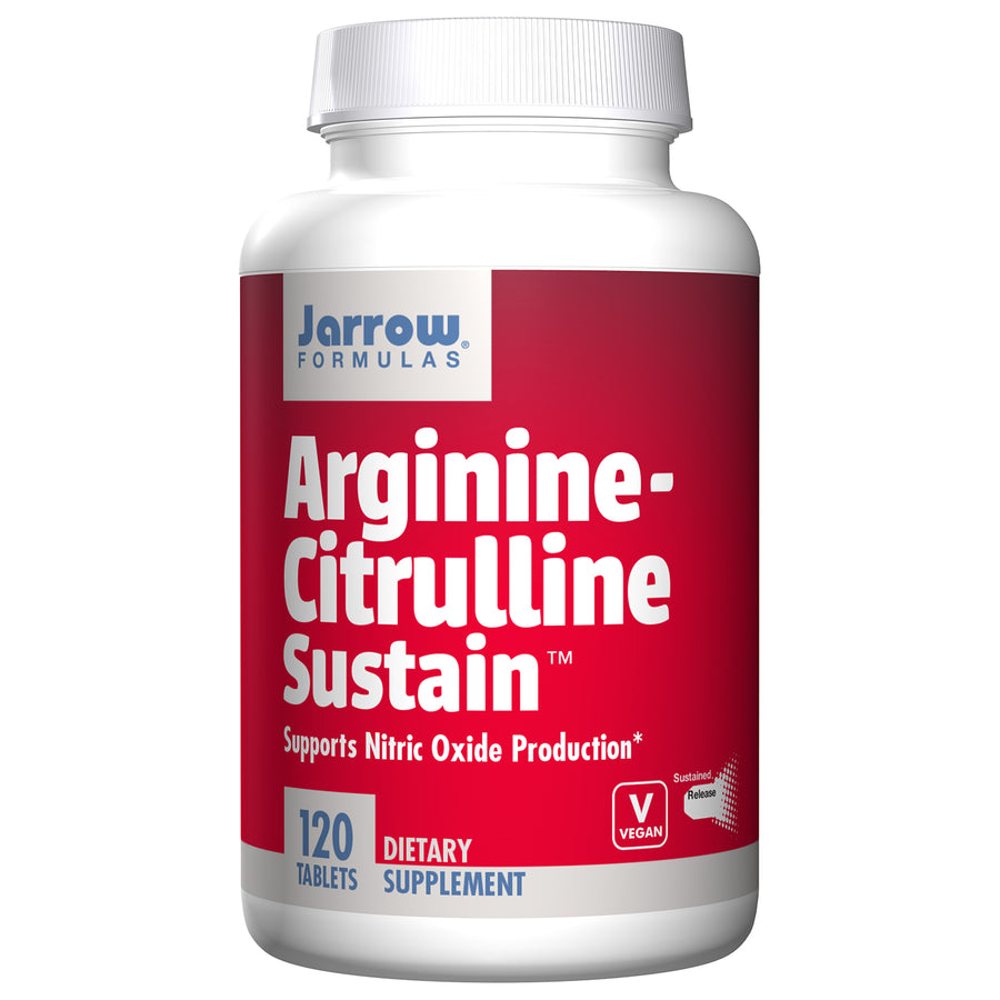 Aginine Citrulline by Jarrow 120 Tabs