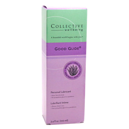 Good Glide Personal Lubricant by Collective Wellbeing - 3.4 Fluid Ounces