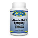 Vitamin B-12 by Vitamin Discount Center - 60 Lozenges