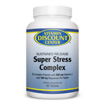 Super Stress Complex - Sustained Release by Vitamin Discount Center 60 Tablets
