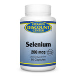 Selenium 200 mcg  by Vitamin Discount Center - 60 Capsules