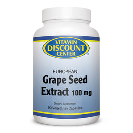 Grape Seed Extract by Vitamin Discount Center - 90 Capsules
