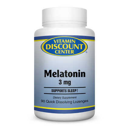 Melatonin by Vitamin Discount Center - 90 Lozenges