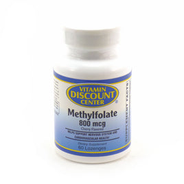 Methylfolate by Vitamin Discount Center - 60 Lozenges
