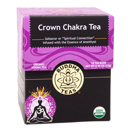 Buddha Tea Crown Chakra Tea  - 18 Tea Bags