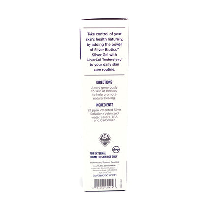 ASAP Ultimate Skin & Body Care Gel By American Biotech Labs - 4 Ounces
