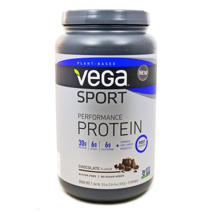 Sport Performance Protein Chocolate by Vega Sports