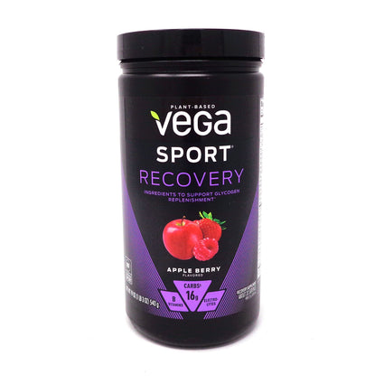 Recovery Accelerator Apple Berry By Vega Sport - 19 Ounces