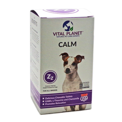 Calm by Vital Planet - 60 Tablets