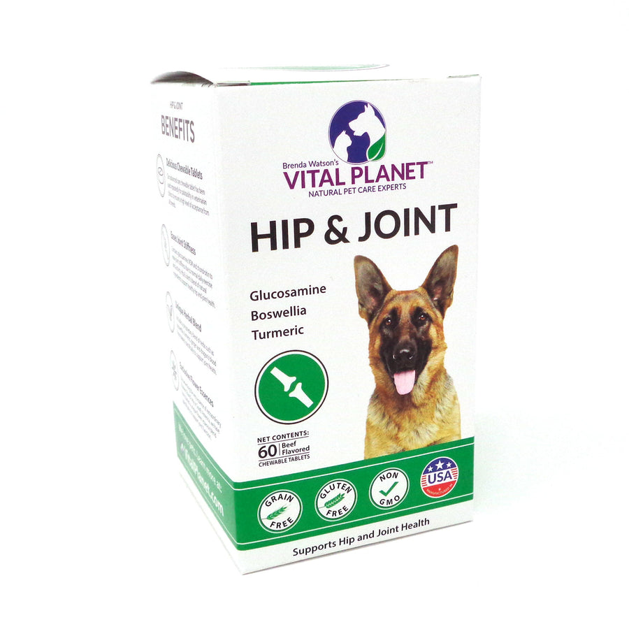 Hip & Joint by Vital Planet - 60 Tablets