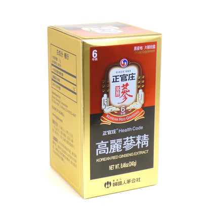 Korean Red Ginseng  by Korean Red Ginseng Corp - 8.46 Ounces