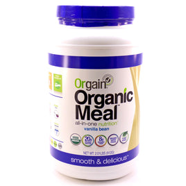 Organic Meal Vanilla By Orgain  - 2.01 Pounds