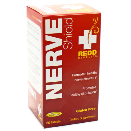 Nerve Shield  by Redd Remedies - 60 Capsules
