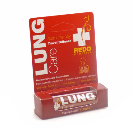 Lung Care Travel Diffuser by Redd Remedies - 1.5 Milliliters
