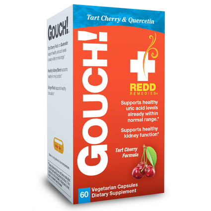 Gouch by Redd Remedies - 60 Capsules